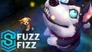 Fuzz Fizz Skin Spotlight - Pre-Release - League of Legends
