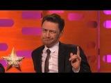 X-Men Fan Art Feat. Michael Fassbender &amp James McAvoy - The Graham Norton Show