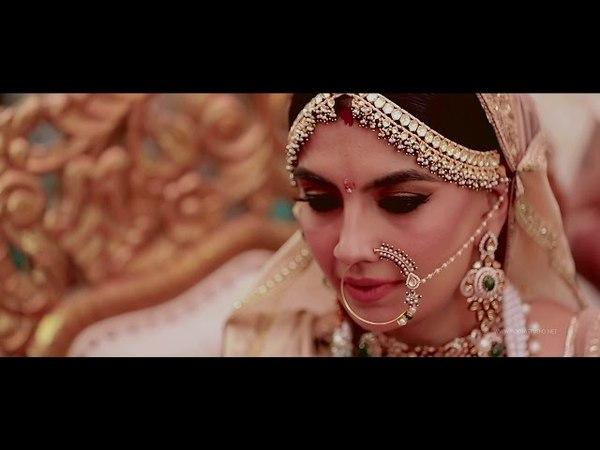 """Destined To Meet"" Raj Priyanka / Destination Wedding Highilight / Fairmont Jaipur / SDE"