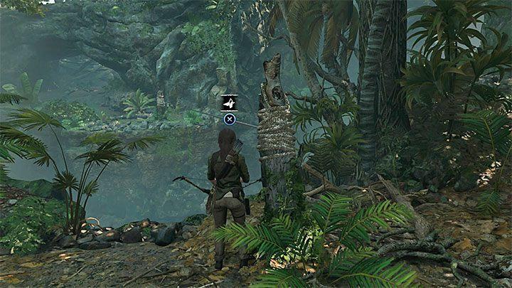переправа вShadow of the Tomb Raider