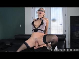 Claudia Valentine [PornMir, ПОРНО ВК, new Porn vk, HD 1080, All sex, Blowjob, MILF]