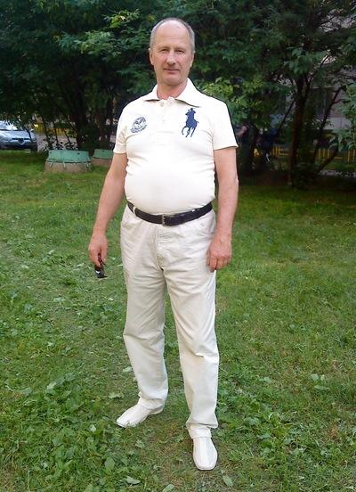 Константин Андреев, 30 июля 1952, Москва, id198100538
