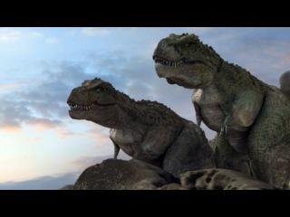 Тарбозавр / Jeombaki: Hanbandoeui Gongryong (2011) — приключения на Tvzavr