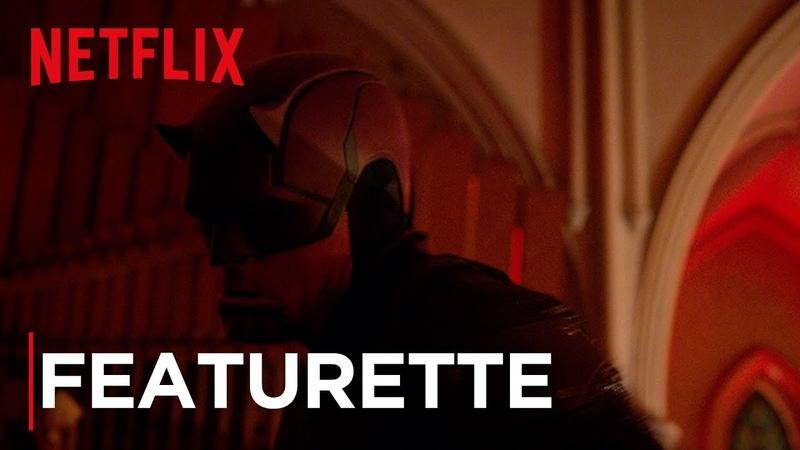 Marvel's Daredevil Season 3 | Featurette Inside the Church Fight [HD] | Netflix