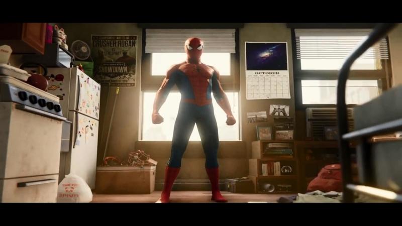 Спайдер-Мен_Spider-Man,фильм (2018).