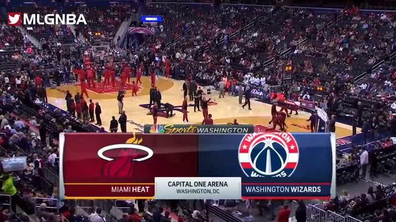 Miami Heat vs Washington Wizards Full Game Highlights _ 10.18.2018, NBA Season