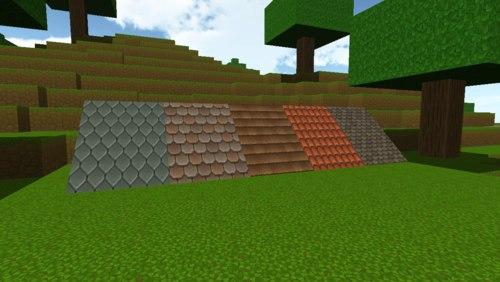 4) Замок 5) Подземелье