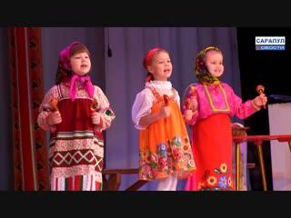 X Фестиваль детского художественного творчества «Русские картинки