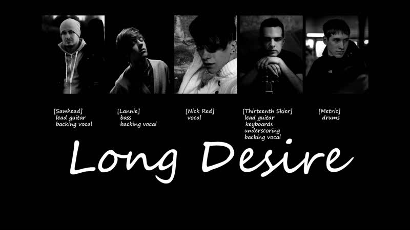 Long Desire-Evil In A Closet (In Flames cover)