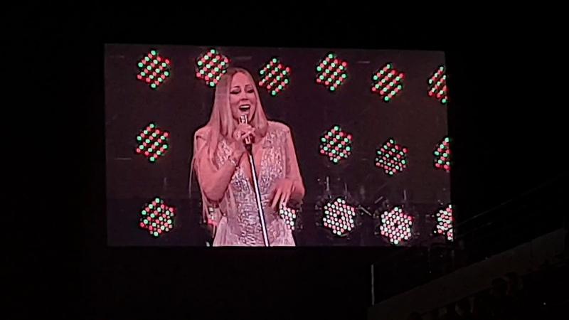 Honey - Mariah Carey (Live in Shenzen 2018)