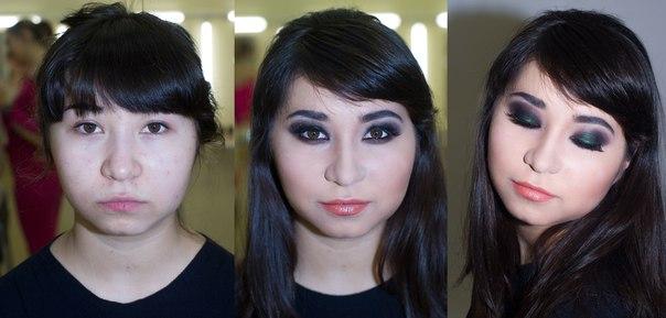 Сделать крутой макияж не так сложно, как ты думаешь!