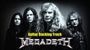 Megadeth - Devils Island [Guitar Backing Track]