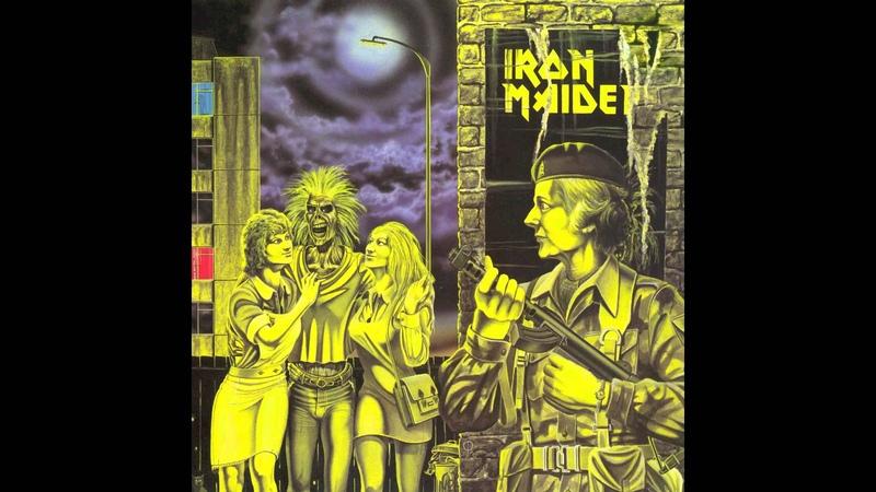 Iron Maiden Women in Uniform Invasion