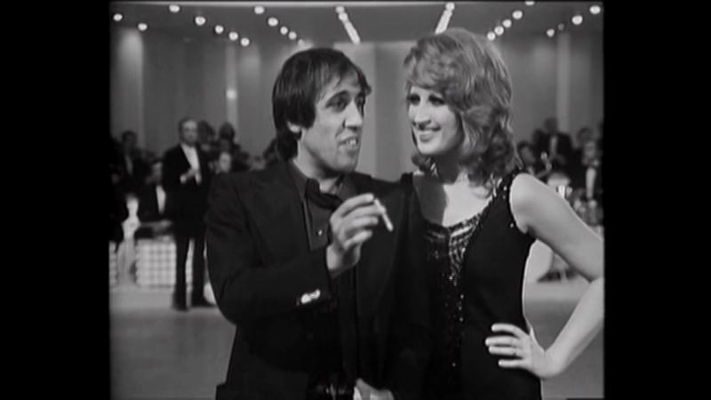 ♫ Adriano Celentano, Mina Mazzini e Alberto Lupo ♪ Parole Parole (1972) ♫
