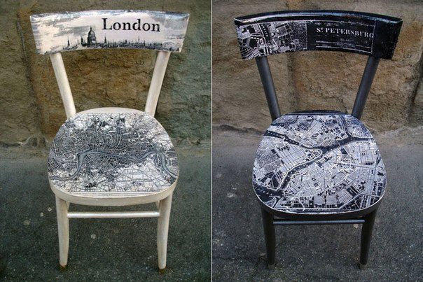 Вторая жизнь старого стула