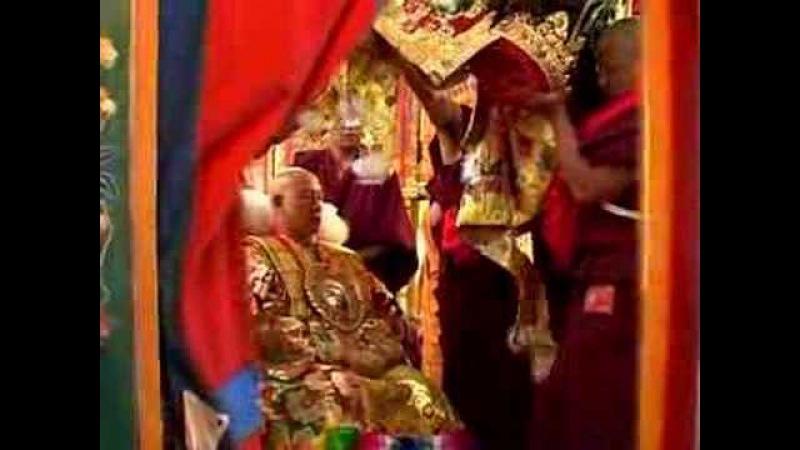 Медиум Далай-ламы