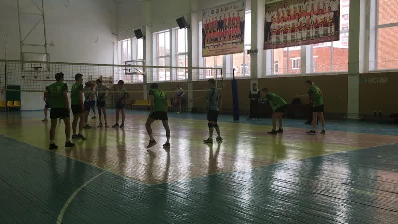 2 3 Созвездие Удмуртэнерго 0 3 Чемпионат УР по волейболу 2019 Первая лига