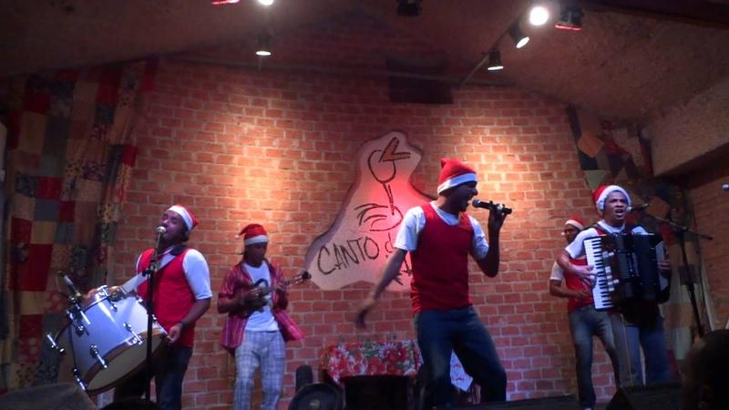 Trio Bastião 24/12/11 - Canto da Ema - Onde você for eu vou
