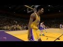 Slam dunks of Kobe Bryant and Shaquille O'Neal (NBA 2k13) - Коби Брайант и Шакил О'Нил