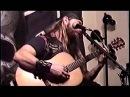 Black Label Society Stillborn Acoustic Boozed Broozed Broken Boned DVD