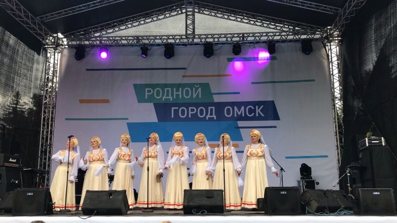 Хорошие девчата г. Омск