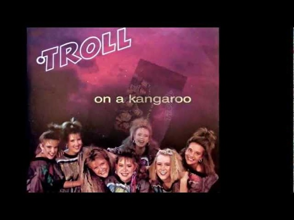 Troll - On A Kangaroo (7'') [Audio Only]