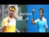 Ryan Harrison vs Fabio Fognini Miami Open 2017 R1 Highlights HD