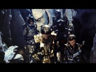 1987 - капитан пауэр и солдаты будущего / captain power and the soldiers of the future (19-22)