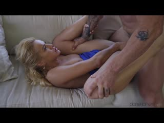 [danejones.com] cherry kiss - creampie fills super sexy blonde [all sex, blowjob, creampie, 1080p]