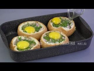 3 РЕЦЕПТА бутербродов, перед которыми НЕВОЗМОЖНО устоять!~ Умный Дом ~