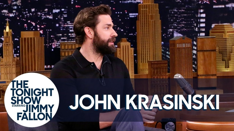 John Krasinski Wants to Retire After Directing Wife Emily Blunt in A Quiet Place