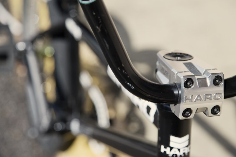 JASON WATTS Bikecheck stem