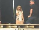 Kylie Minogue's Rehearsals (Madrid 03.07.2010)