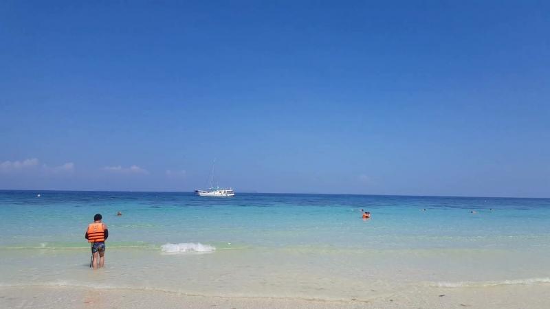 остров Майтон Таиланд