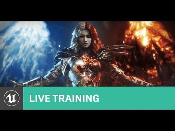 Animation Blueprint Setup Walkthrough Part 3 Live Training | Unreal Engine Livestream
