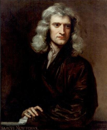 Иссак Ньютон