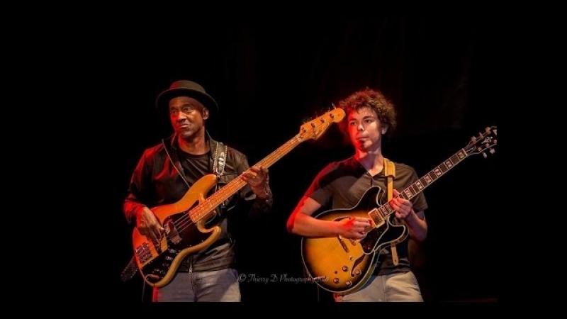 Marcus Miller featuring Tom Ibarra @ Saint Emilion Jazz Festival - Tutu live - M. Miller