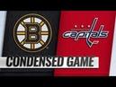 Boston Bruins vs Washington Capitals – Sep.18, 2018 | Preseason | Game Highlights