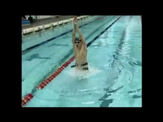 MICHAEL PHELPS - OUT OF WATER WORKOUT