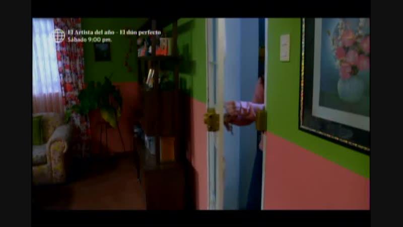 Escena de Erika Villalobos en Mi Espe Numero 78