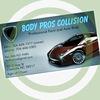 Bodypros Collision