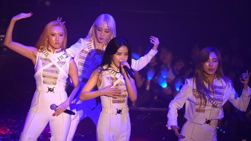 [S] No More Drama My Star 190420-21 MAMAMOO 4season fw Concert