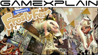 Splatoon 2 - FrostyFest Game & Watch (Splatfest)