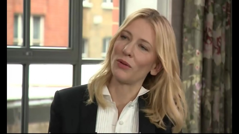 Cate Blanchett and Rooney Mara on sex scenes and equality BBC Breakfast