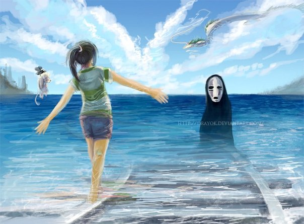 унесённые призраками 2 смотреть: