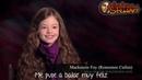Interview - Mackenzie Foy talks about Twilight (Subtítulos Español - HD)