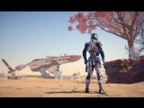 Mass Effect: Andromeda — тизер трейлера мультиплеера