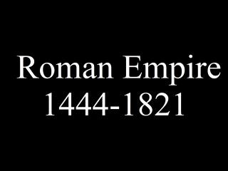 Timelapse Restoration of the Roman Empire
