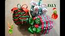 ❄🎄Шары на ёлку без пенопластовой основы❄🎄/Ёлочные шарики своими руками /🎄DIY Christmas Ornaments