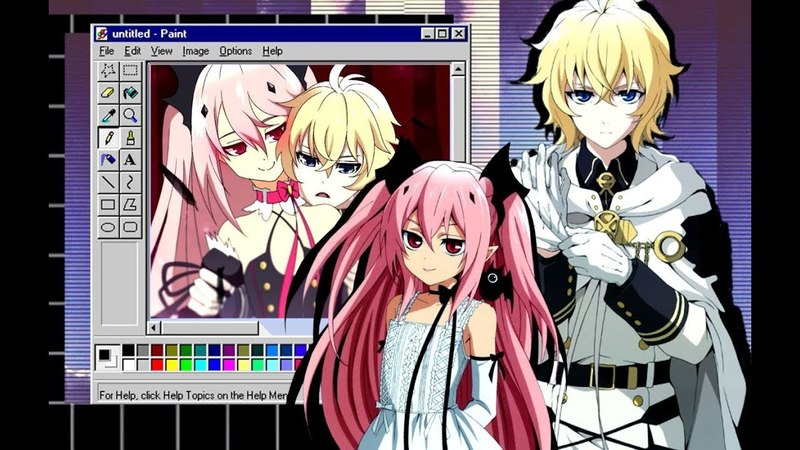 Mika x Krul ║ Stay A While